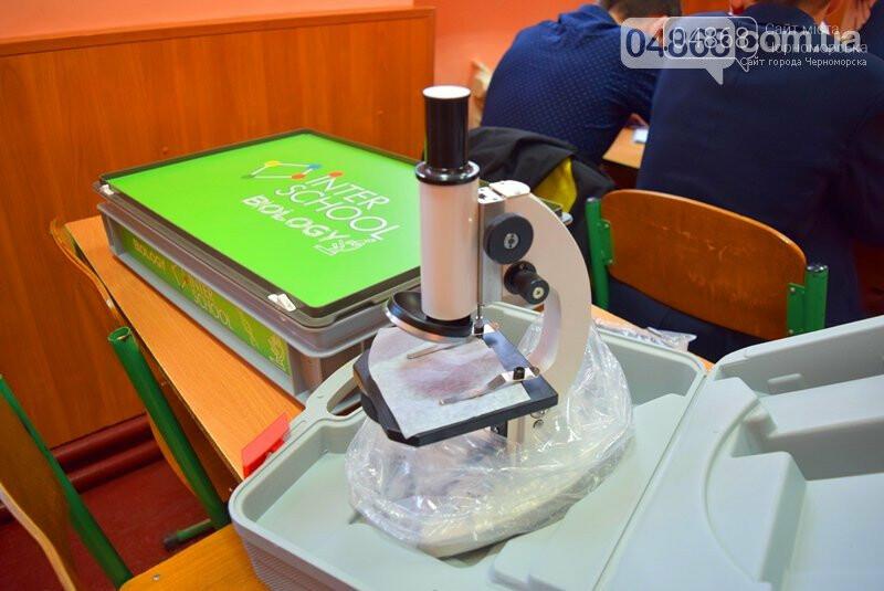 В гимназии Черноморска рассказали, как онлайн-платформа Be smart влияет на уровень обучения (видео), фото-2
