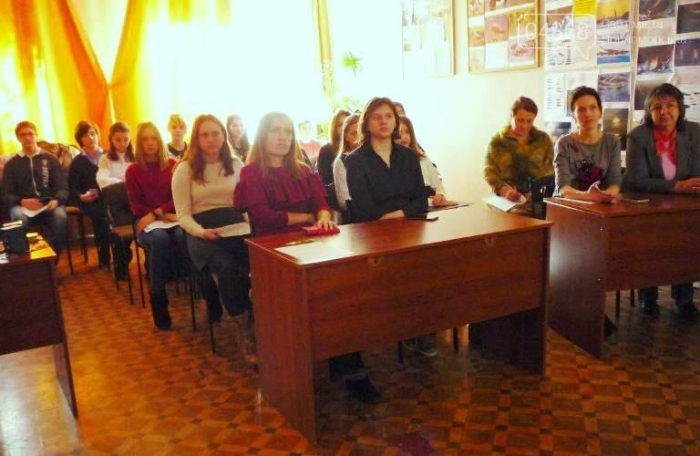 «По рекам и лиманам Одесской области»: школьники Черноморска обсуждали экологические проблемы, фото-7