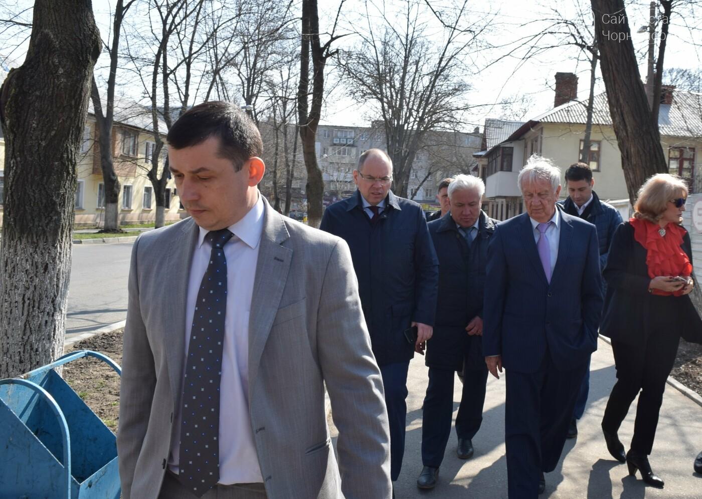 Черноморск с рабочим визитом посетил губернатор области Максим Степанов (видео), фото-18
