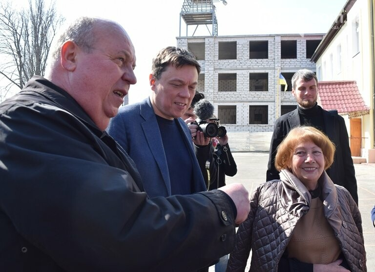 Черноморск с рабочим визитом посетил губернатор области Максим Степанов (видео), фото-5