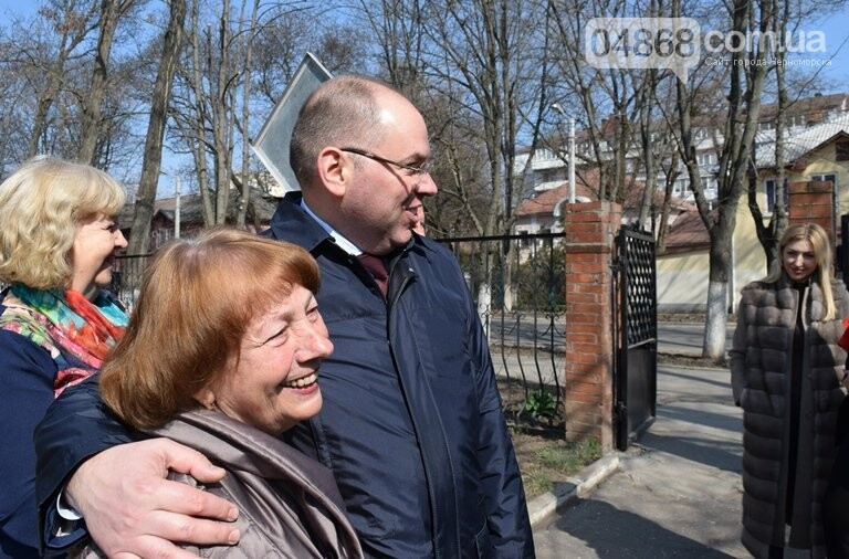 Черноморск с рабочим визитом посетил губернатор области Максим Степанов (видео), фото-4