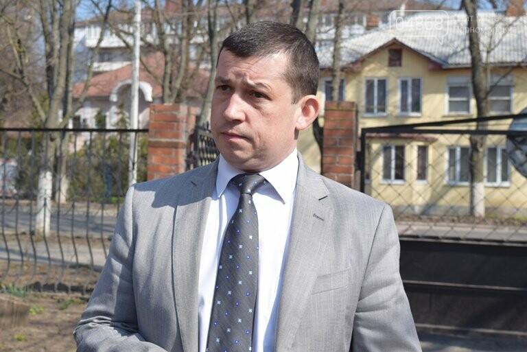 Черноморск с рабочим визитом посетил губернатор области Максим Степанов (видео), фото-12