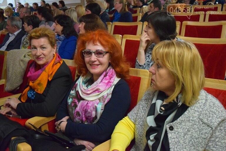 «Мы – драйверы образовательных реформ»: Максим Степанов встретился с учителями Черноморска, фото-13