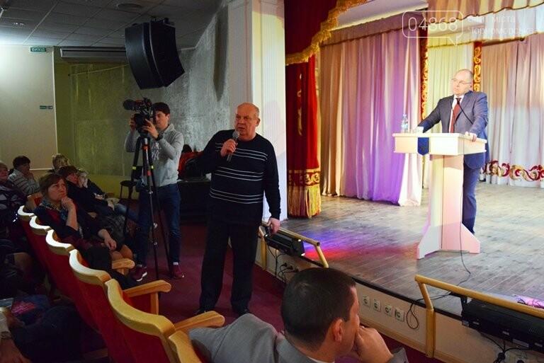 «Мы – драйверы образовательных реформ»: Максим Степанов встретился с учителями Черноморска, фото-4