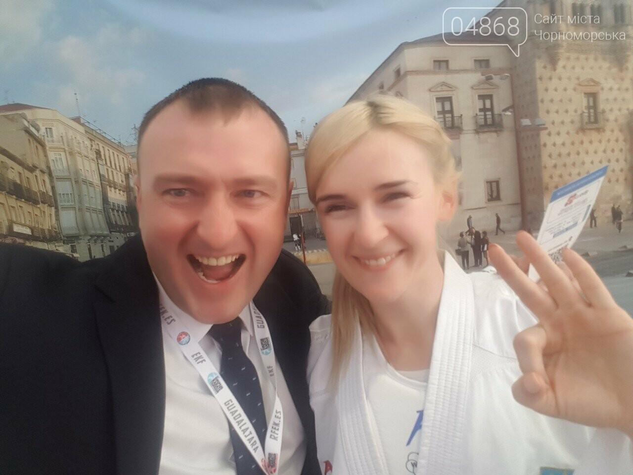 Сборная Украины по карате вышла в финал Чемпионата Европы, фото-2
