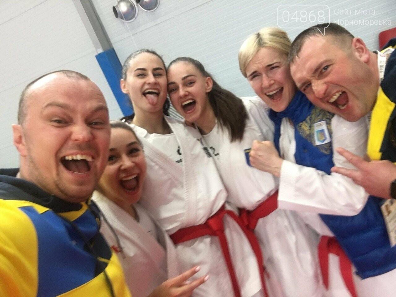 Сборная Украины по карате вышла в финал Чемпионата Европы, фото-3