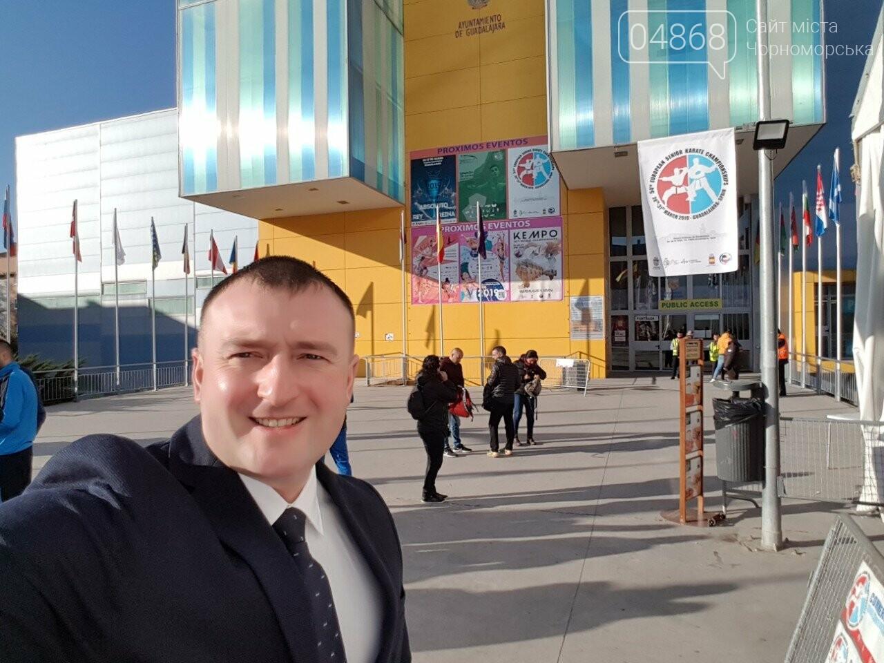 Сборная Украины по карате вышла в финал Чемпионата Европы, фото-5