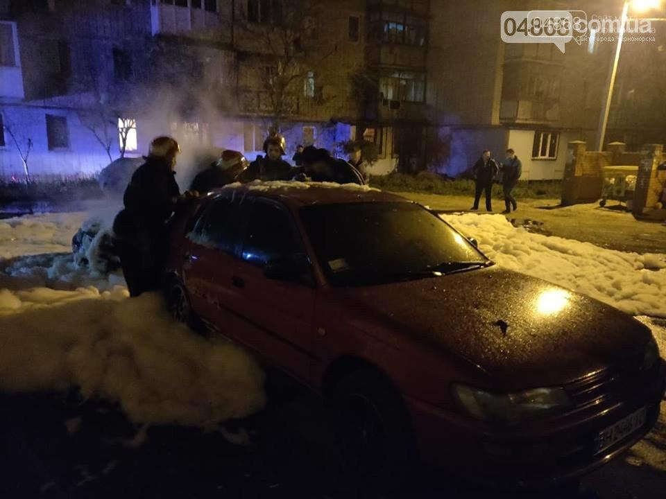 Напал на жену и сжег автомобиль: как в Черноморске решают конфликты на почве ревности (+ВИДЕО), фото-3