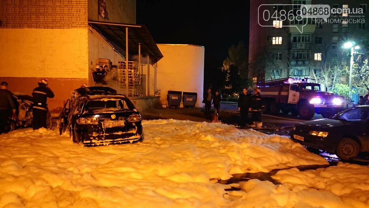Напал на жену и сжег автомобиль: как в Черноморске решают конфликты на почве ревности (+ВИДЕО), фото-4