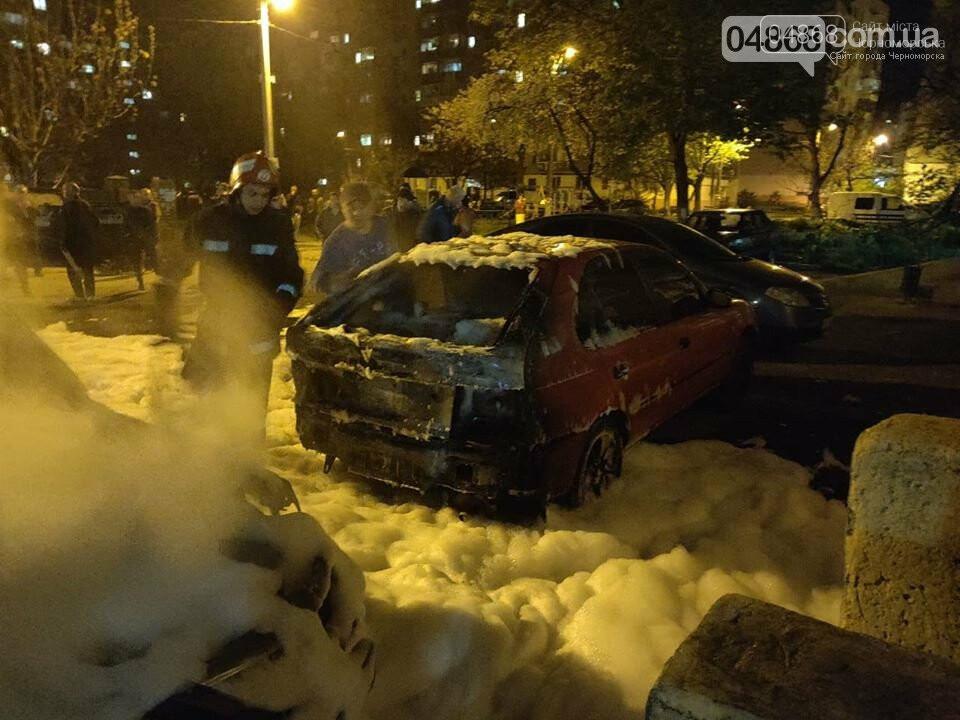 Напал на жену и сжег автомобиль: как в Черноморске решают конфликты на почве ревности (+ВИДЕО), фото-5