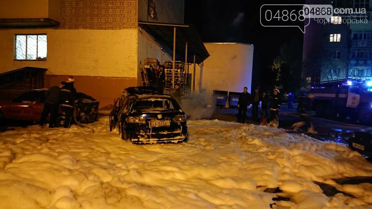 Напал на жену и сжег автомобиль: как в Черноморске решают конфликты на почве ревности (+ВИДЕО), фото-10