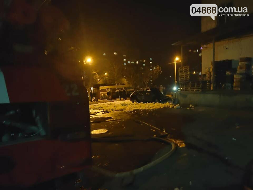 Напал на жену и сжег автомобиль: как в Черноморске решают конфликты на почве ревности (+ВИДЕО), фото-8