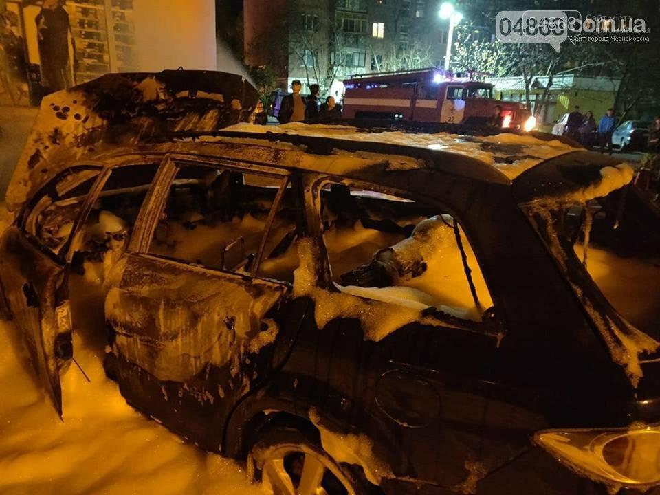 Напал на жену и сжег автомобиль: как в Черноморске решают конфликты на почве ревности (+ВИДЕО), фото-7