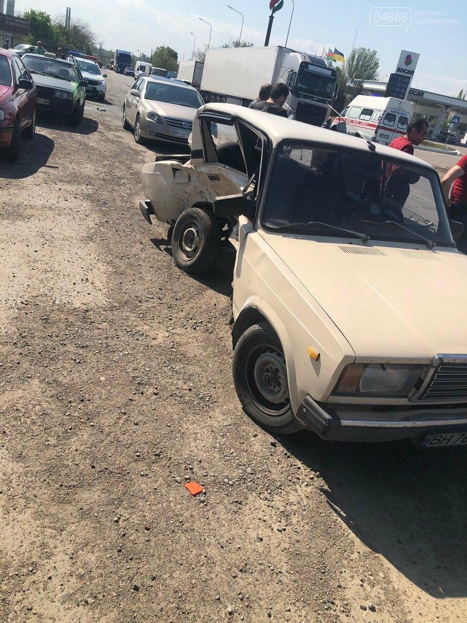 ДТП на трассе Одесса - Черноморск, есть пострадавшие, фото-2