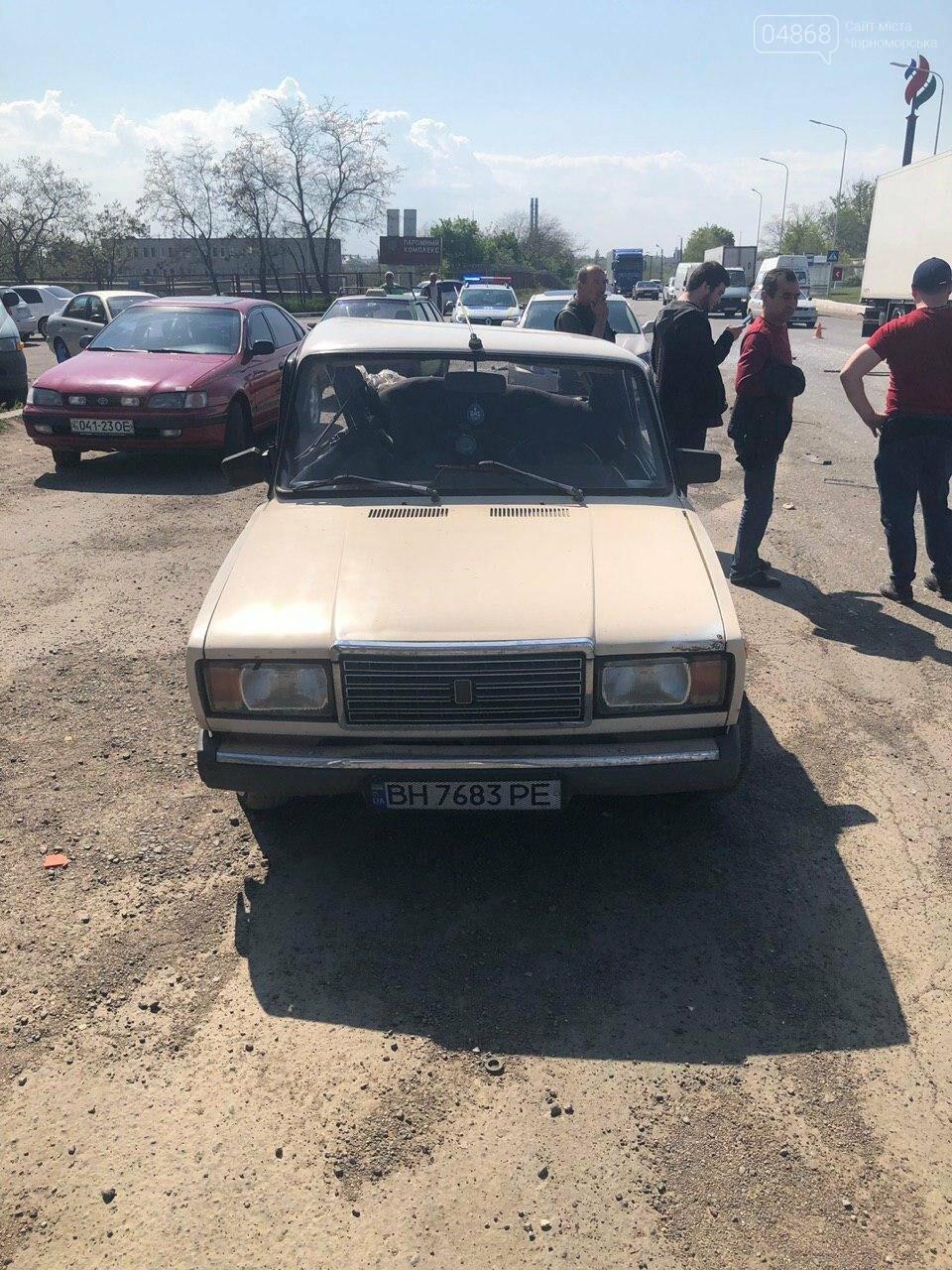 ДТП на трассе Одесса - Черноморск, есть пострадавшие, фото-7