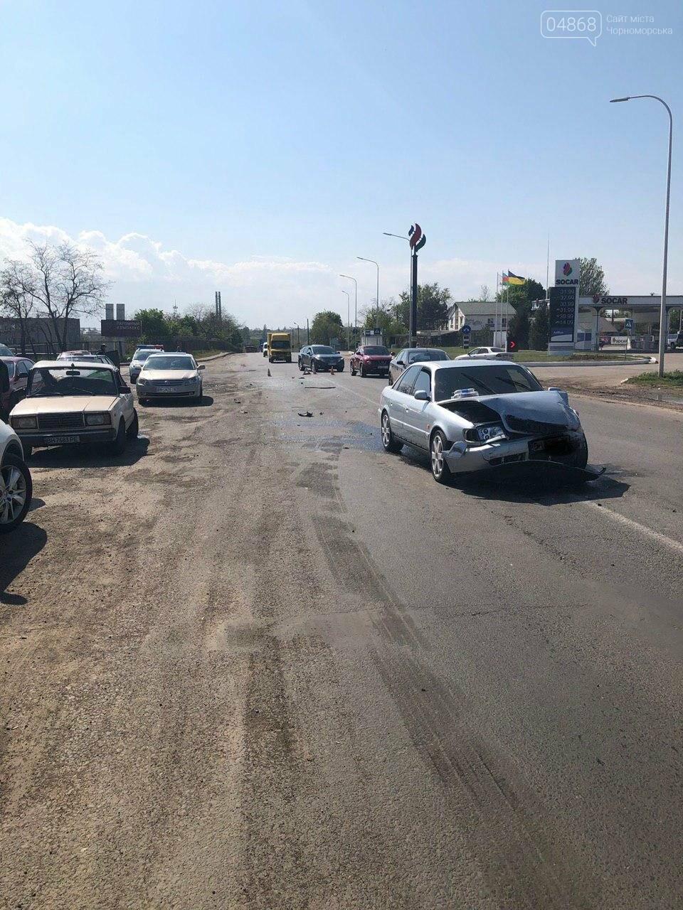ДТП на трассе Одесса - Черноморск, есть пострадавшие, фото-6