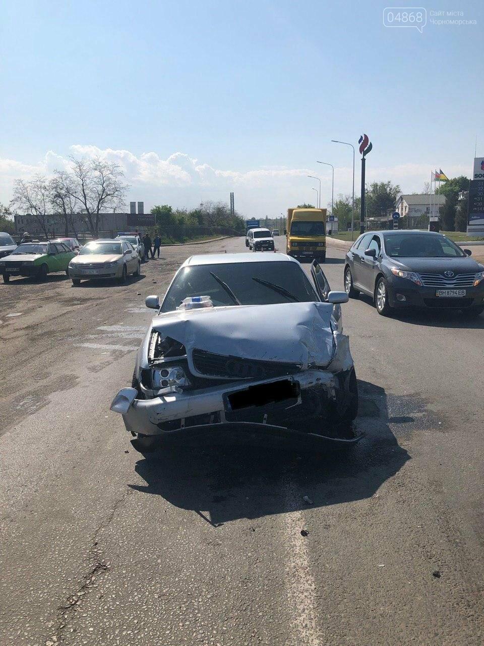 ДТП на трассе Одесса - Черноморск, есть пострадавшие, фото-3