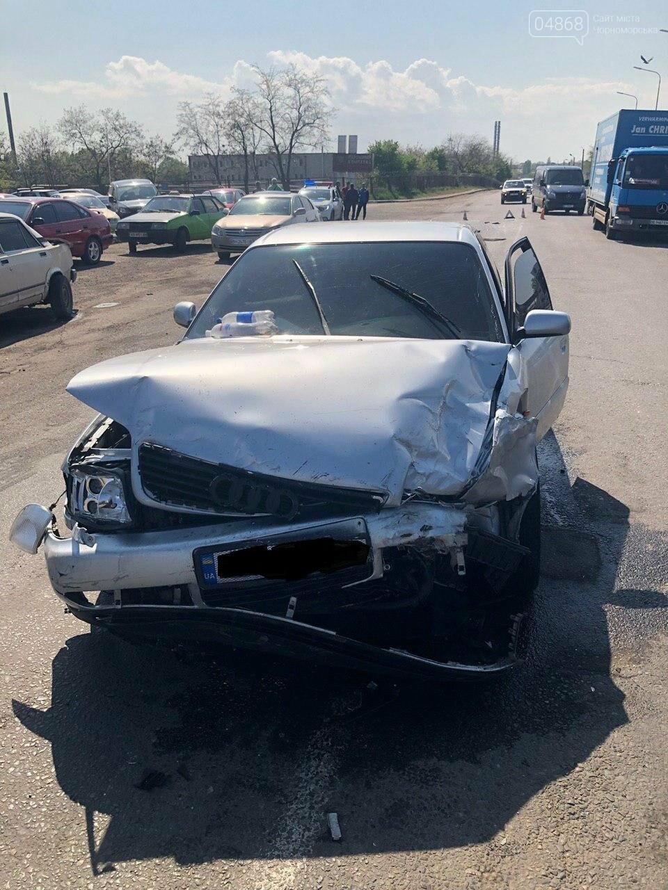 ДТП на трассе Одесса - Черноморск, есть пострадавшие, фото-4
