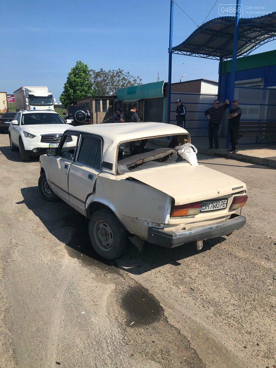 ДТП на трассе Одесса - Черноморск, есть пострадавшие, фото-10