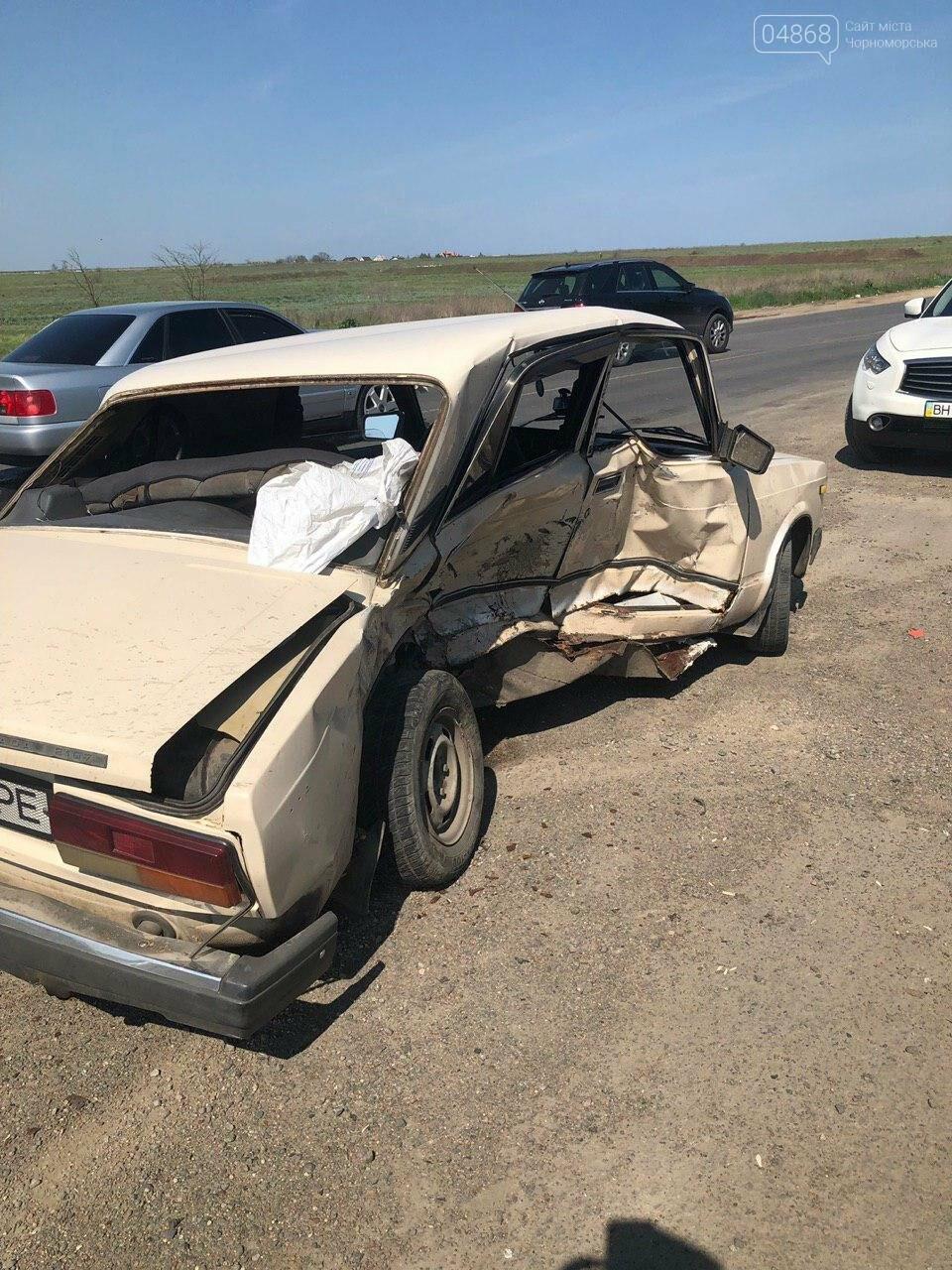 ДТП на трассе Одесса - Черноморск, есть пострадавшие, фото-14