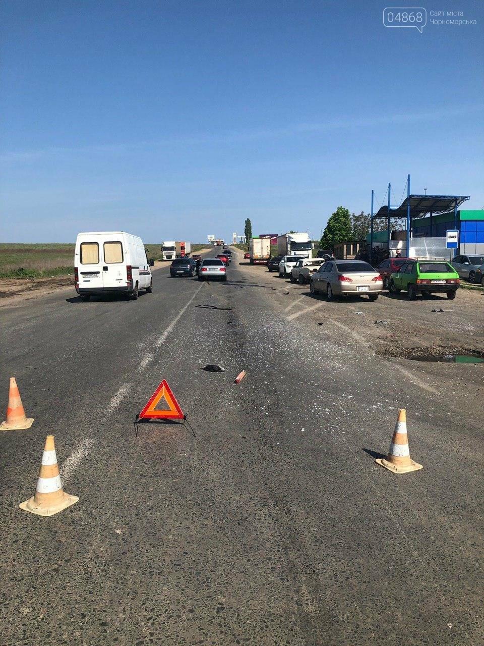 ДТП на трассе Одесса - Черноморск, есть пострадавшие, фото-15