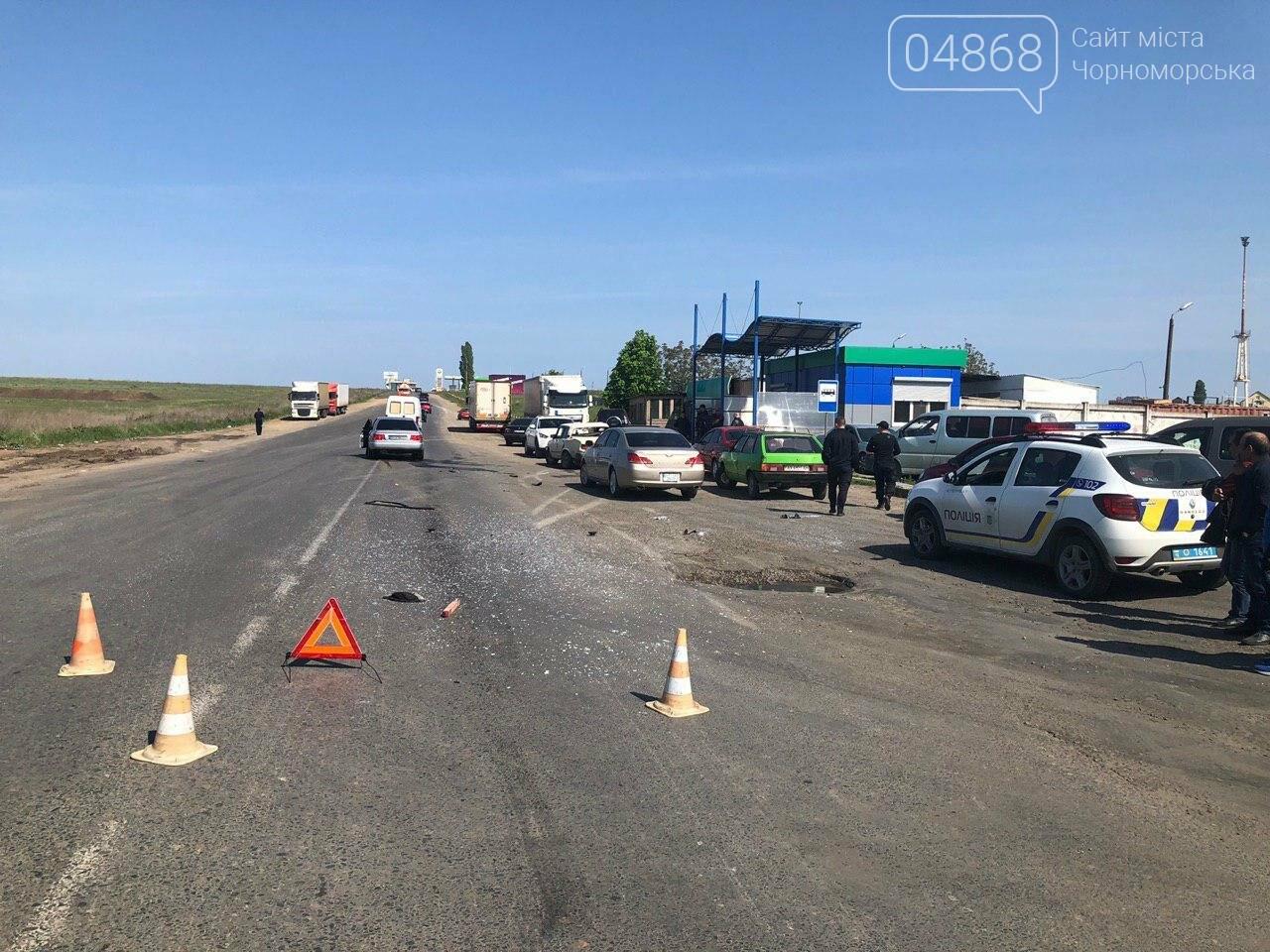 ДТП на трассе Одесса - Черноморск, есть пострадавшие, фото-16
