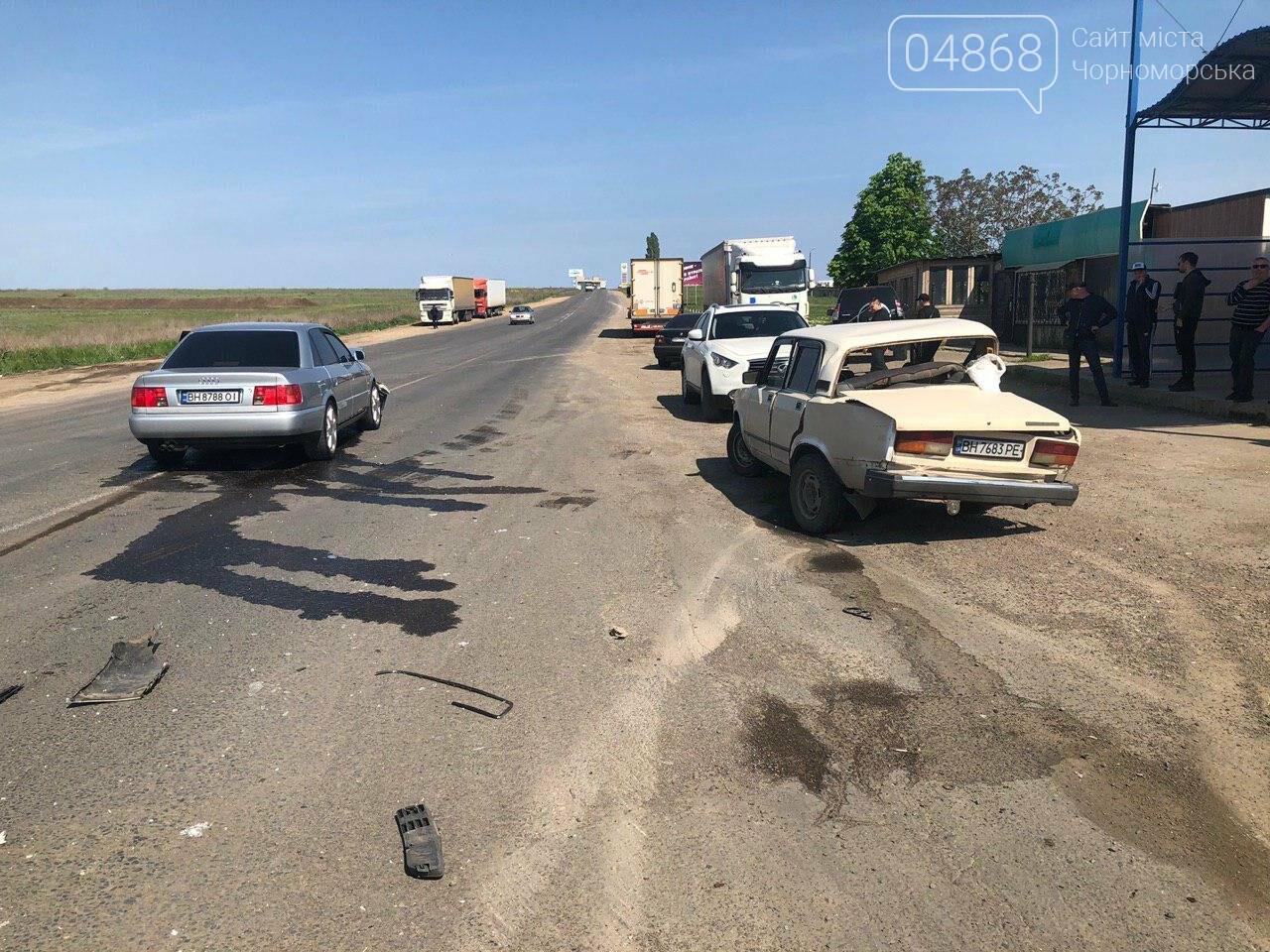 ДТП на трассе Одесса - Черноморск, есть пострадавшие, фото-18