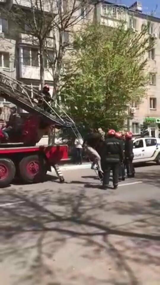 Черноморские спасатели предотвратили попытку суицида, фото-2