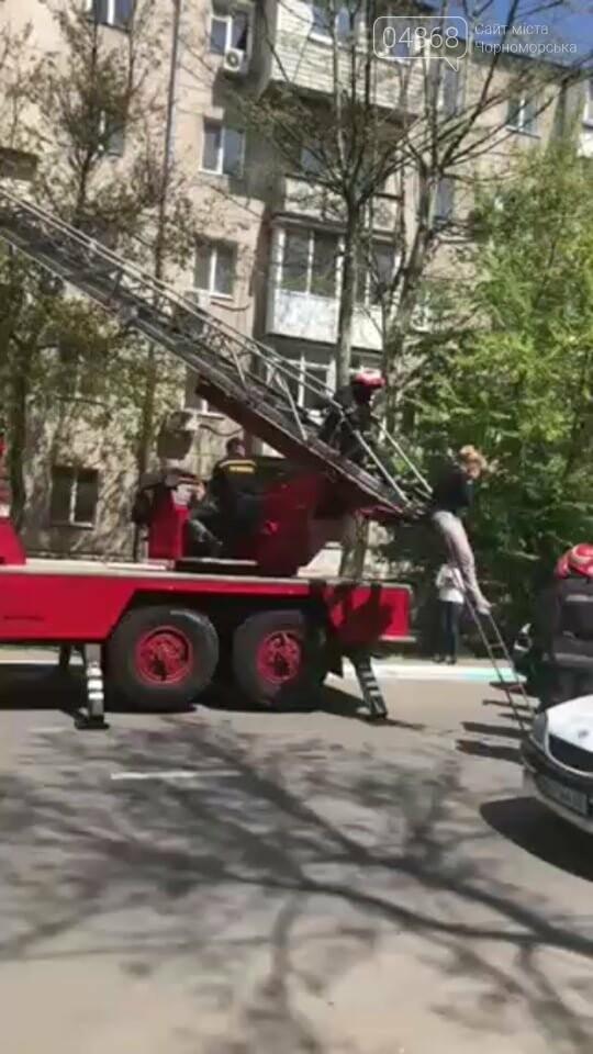 Черноморские спасатели предотвратили попытку суицида, фото-4