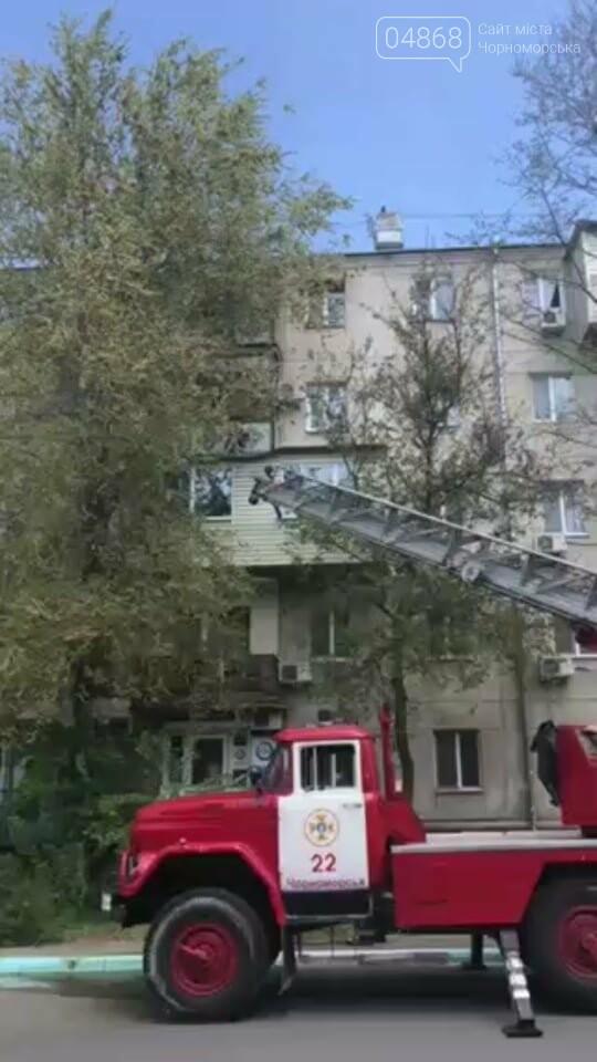 Черноморские спасатели предотвратили попытку суицида, фото-6