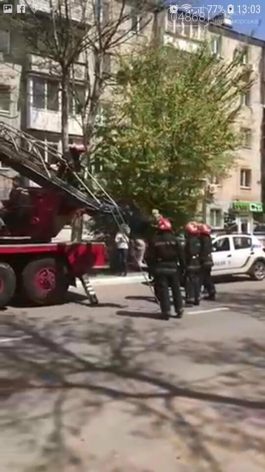 Черноморские спасатели предотвратили попытку суицида, фото-3
