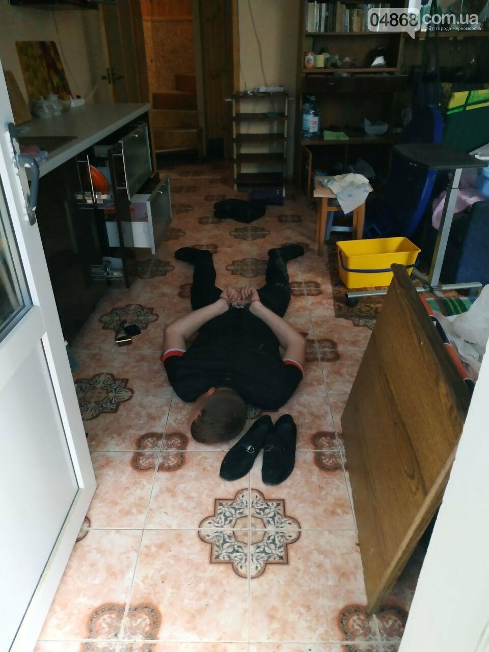 В Черноморске задержан вор-домушник , фото-2