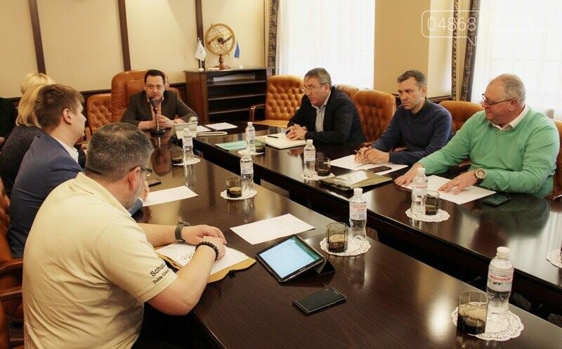 В Черноморске заработает инновационная система мониторинга загрязнения акватории порта, фото-2