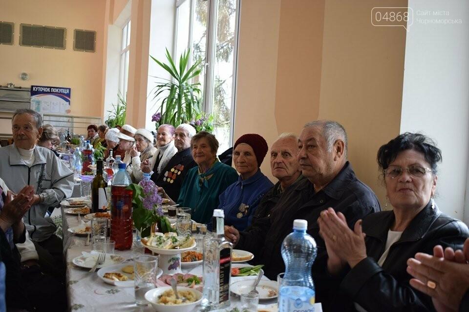 В Черноморске организовали праздничный обед для ветеранов (+видео), фото-5