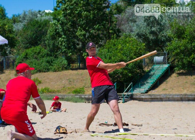 В Черноморске пройдет Чемпионат Украины по пляжному бейсболу, фото-1