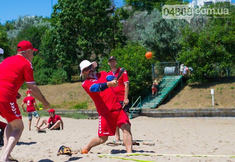 В Черноморске пройдет Чемпионат Украины по пляжному бейсболу, фото-2