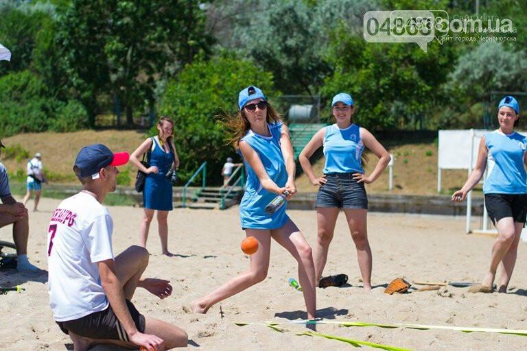 В Черноморске пройдет Чемпионат Украины по пляжному бейсболу, фото-3