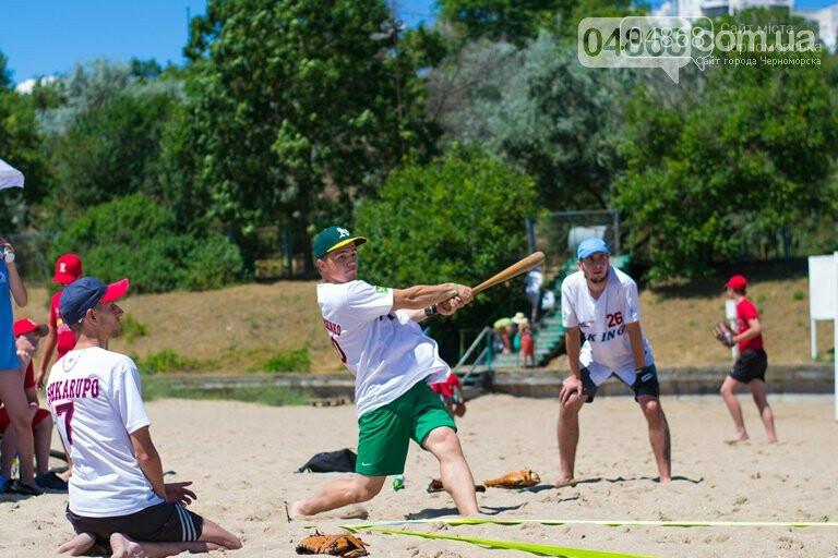 В Черноморске пройдет Чемпионат Украины по пляжному бейсболу, фото-4