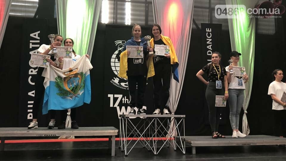 Танцевальній коллектив «SPLASH» из Черноморска – чемпионы мира!, фото-8