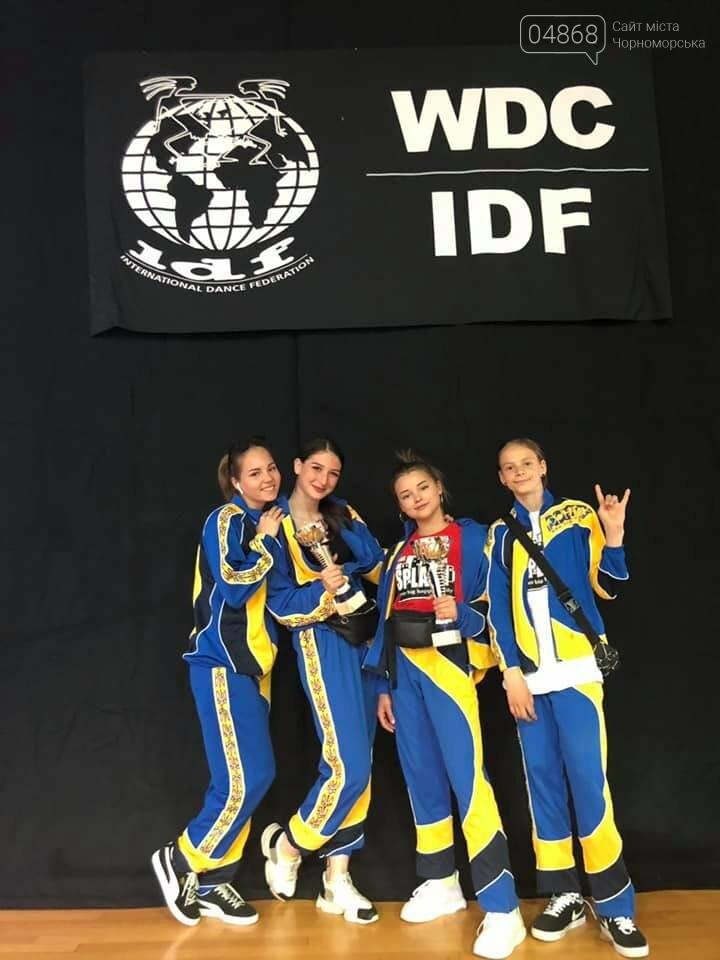 Танцевальній коллектив «SPLASH» из Черноморска – чемпионы мира!, фото-6