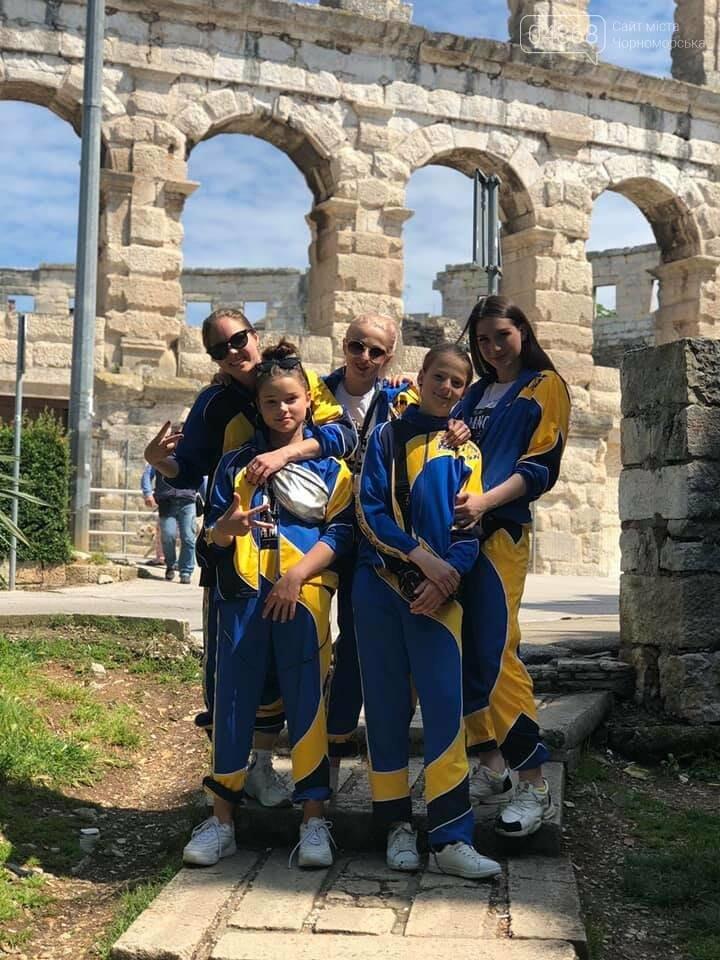 Танцевальній коллектив «SPLASH» из Черноморска – чемпионы мира!, фото-11