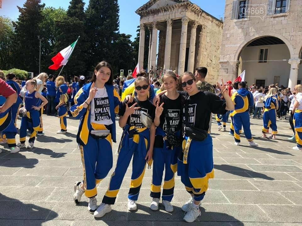Танцевальній коллектив «SPLASH» из Черноморска – чемпионы мира!, фото-14