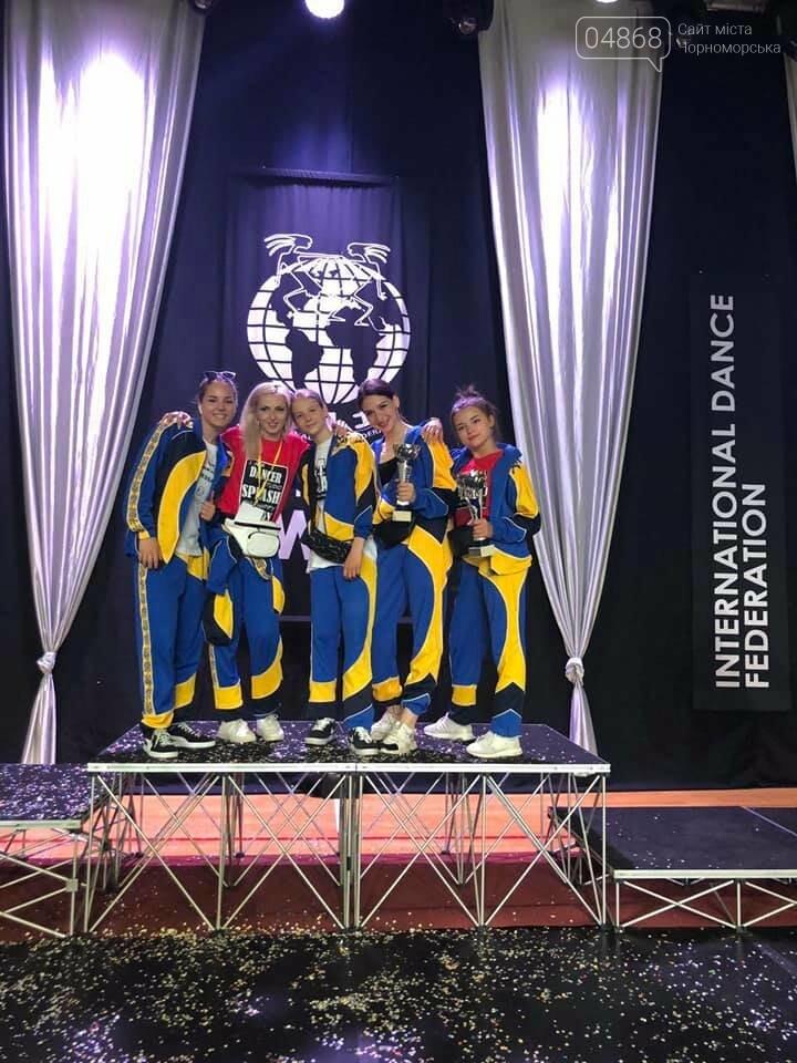Танцевальній коллектив «SPLASH» из Черноморска – чемпионы мира!, фото-15