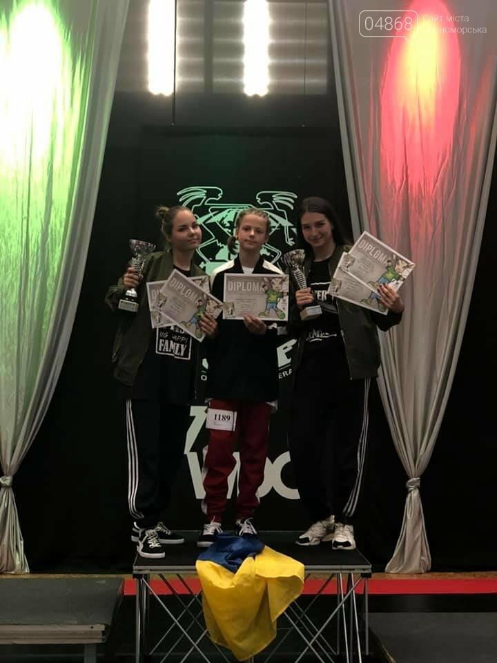 Танцевальній коллектив «SPLASH» из Черноморска – чемпионы мира!, фото-17