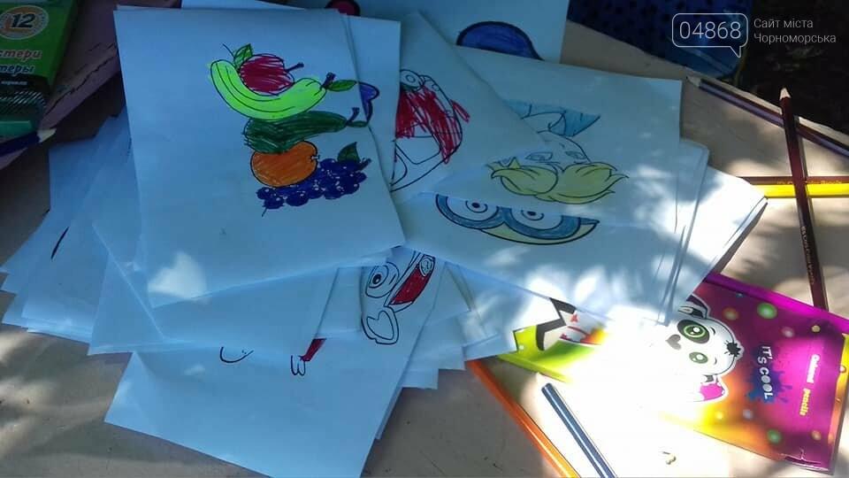 Представители БПП «Солидарность» из Черноморска передали помощь детям в Луганскую область, фото-5