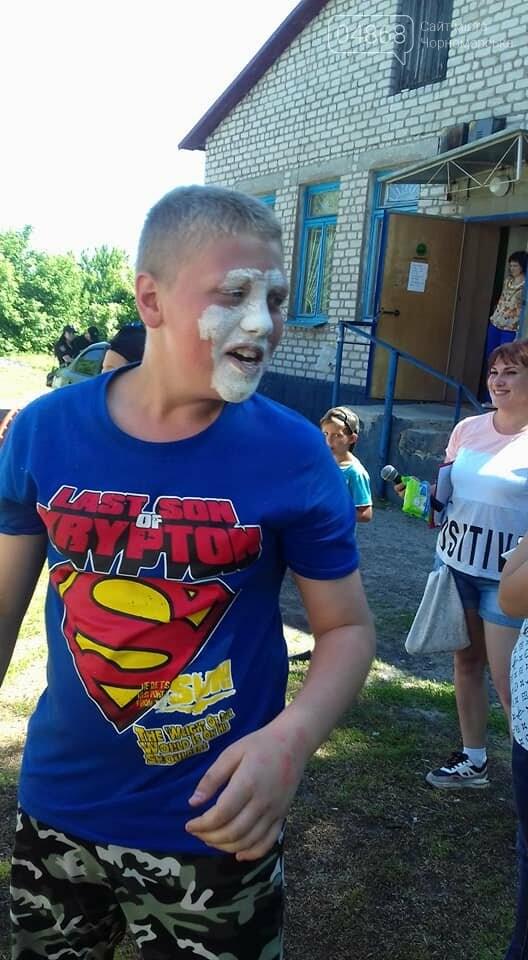 Представители БПП «Солидарность» из Черноморска передали помощь детям в Луганскую область, фото-6