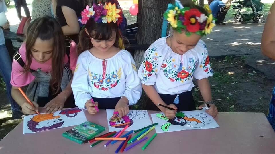 Представители БПП «Солидарность» из Черноморска передали помощь детям в Луганскую область, фото-1