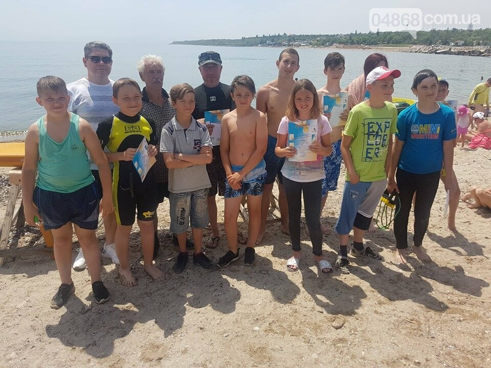 В Черноморске виндсерферы открыли сезон, фото-2
