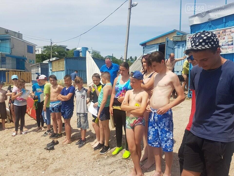 В Черноморске виндсерферы открыли сезон, фото-3