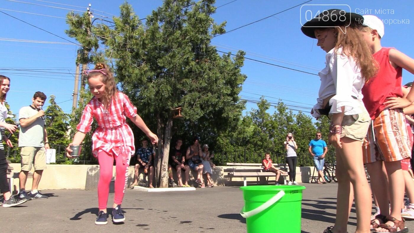 В с. Малодолинское в День защиты детей провели пиратский квест, фото-3